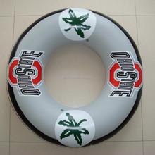 full surface printed cheap kids swim ring for pool fun