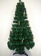 150cm/5FT Fashion Fiber Optic Christmas Tree Professional Colourful LED Lights Christmas Tree, Popular LED X'mas Tree