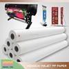 Pigment print satin textile for image print