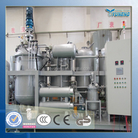 Moderate price excellent quality waste engine oil recycling and waste motor oil recovery system