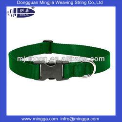 comfortable polyester dog training collar