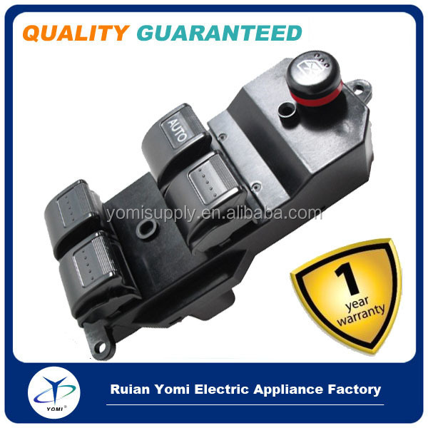 Car electrical switch for honda civic 2006 2010 power for 2001 honda civic master power window switch