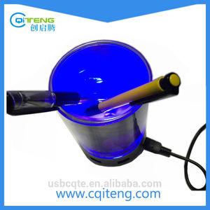Фабрика подарков USB разветвитель из светодиодов свет 4 разъём(ов) 2.0 кисть горшок USB концентратор