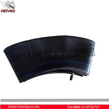 Brand 17 inch black butyl inner tube for bikes