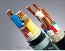 ZR-YJLV Flame-retardant XLPE insulation PVC power cable low voltage flame-retardant power cable