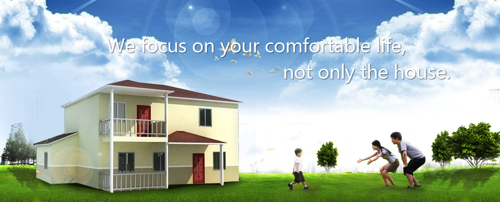 Fexible Layout Low Cost Prefab Homes For Zimbabwe - Buy Prefab Homes on