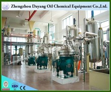 Low price edible oil refinery plant , soybean/palm/ black seed/ mustard oil refining machine