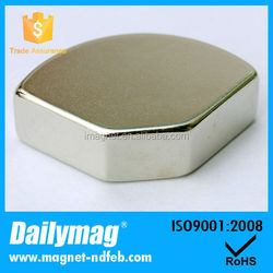 Made in China Manufacturer & Factory $ Supplier High Quality Axial Magnetized Ring Magnet