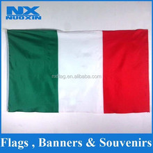 high quality 75Dpolyester screen printing custom sublime flag wholesale /national flag wholesale