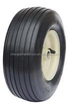 E-certificate small lawn garden tubless tire /wheel