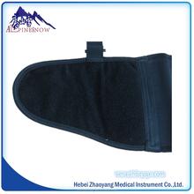 Enhanced waist support belt for strain of lumbar muscles