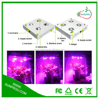 Hot sale hydroponic lamp new products 2016 led indoor garden