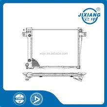pc radiator /motorcycle oil cooler radiator /mechanical radiator For B M W CORE SIZE :550*438*32 17111176901