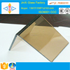 Building reflection structural glass for curtain wall with CCC