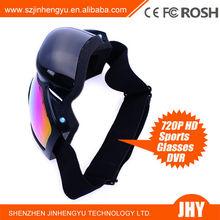Multifunctional Ski Goggles camera 720P HD AVI Glasses outdoor Sports Action Camera Snowboard Skate vedio camera extreme sports