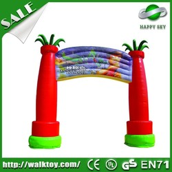 Best quality! commerical inflatable arch,cheap inflatable arch for sale,outdoor advertising inflatable arches