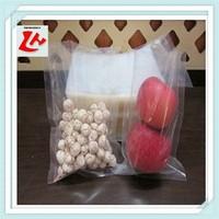 Food packing plastic embossed compressed vacuum bag