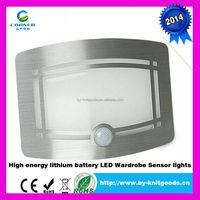 Energy-Saving Motion Detector Shaking Sensor 1.4w 6v Light For Drawer Wardrobe Room