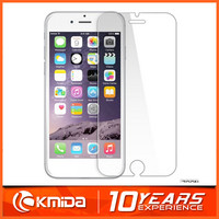Newest! Factory price Nuglas Tempered Glass Screen Protector for iPhone 6 Screen Protector Tempered Glass