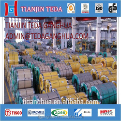 Grade 430/420/410 hot/cold rolled steel coil/sheet 400 series stainless steel