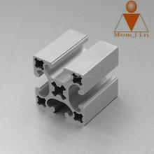 Top grade of 6063-T5 anodized aluminum railings/anodized railings aluminium profile/anodized aluminum railings factory