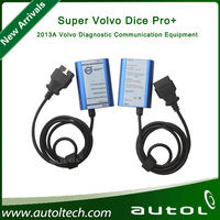 2014 Best Quality Volvo Tool Super Volvo Dice Pro+ Volvo Diagnostic Interface Newest Version