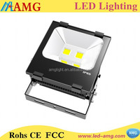 2015 Best Sale Top End High Brightness 10000lm COB Bridgelux Chip led flood light 100w LED Garden Flood Light