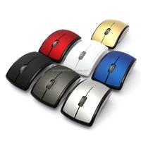 2.4Ghz 3D Wireless Optical Folding Mouse
