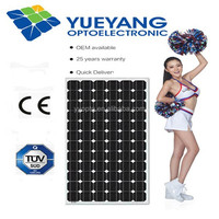 High Efficiency Solar panel PV module 260W 60cells Mono Solar Panel