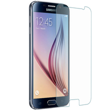 Tempered Glass Screen Protector For Samsung Galaxy S3/4/5 Note 2 3 4 touch screen cleaner for iPhone 6 Plus