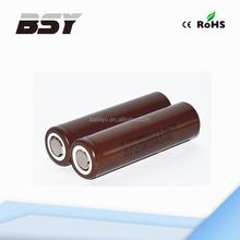 pandora box mod battery lg hg2 3000mah 18650 li ion battery 3.7v 20a