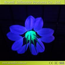 Good Quality india inflatable flower for AD