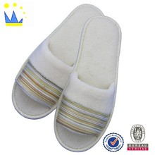 cute kids open toe slippers