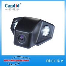 Candid waterproof IP68 car reversing camera for Honda CRV