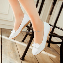 2015 Cute Summer top sale bow soft lady shoes