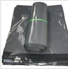 Black Bulk OEM Plastic Mailing Postage Bag