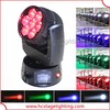 cool stage lighting effects 7*15W RGBW 4in1 Led Wash Moving Head