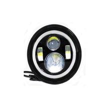 Hot! Super Bright Jeep Wrangler(with halo ring) 48W Led Driving Light