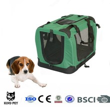 [KIND PET]2015 fabric pet carrier cat cage carrier dog crate