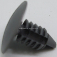 auto plastic fastner ,auto plastic clip and auto retainer fender bumper shield retainer for GM