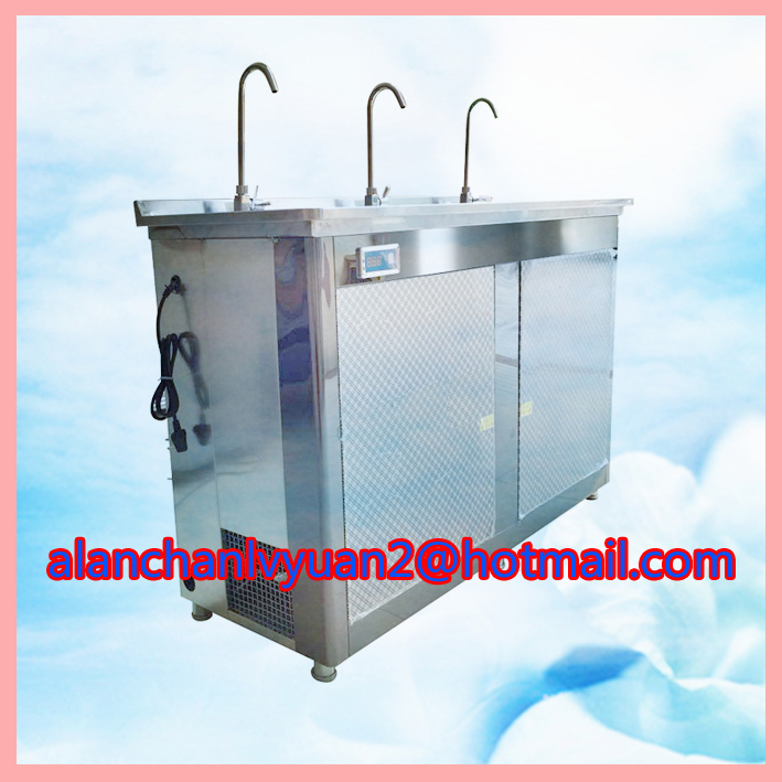 Public Drinkable Water Fountain Cooling Tower Water Treatment View Cooling Tower Water