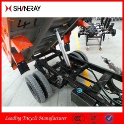 Shineray 250cc Petrol Cargo Car Rear Axles Tricycles, Car Rear Axles Three Wheel Motorcycle