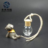 Advanced design air freshener car hanging perfume bottle
