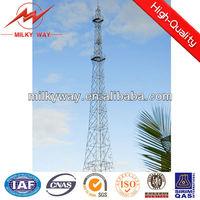 communication towers mobile communication tower,communication pole tower,gsm tower