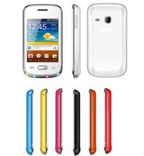 Cheapest 7500 dual sim TV mobile phone 7 Colors
