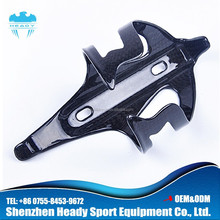 Hot sale water bottle cage carbon in road bicycle,full carbon bicycle water bottle cage