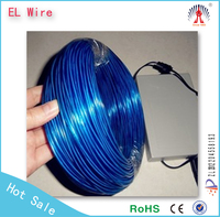 chasing el lighting wire/el wire driver flashing /el glowing wire wholesale
