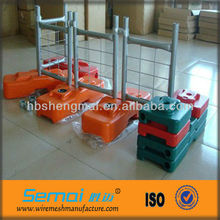 Cheap !!! galvanized temporary fencing for dogs