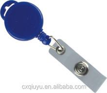 direct-sale small ears plastic badge reel