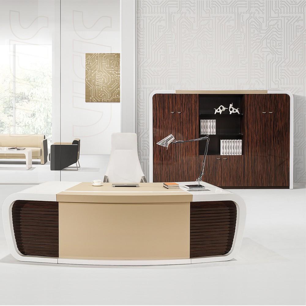 2015 Muebles De Oficina Para El Cuadro Blanco Brillante - Buy Muebles De Ofic...